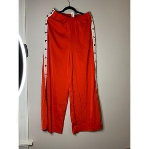 Oversized Track Pants